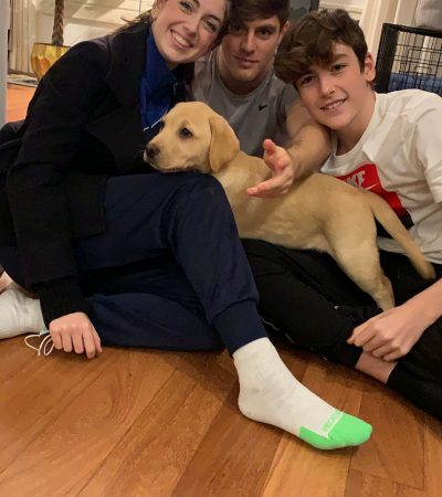 Connery e la sua nuova famiglia